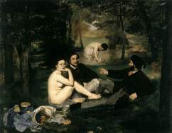Édouard-Manet-Luncheon-on-the-Grass