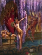 Gaston_Bussiere-_Exotic_Dancers_c_1880