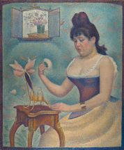 Georges_Seurat,_1889-90,_Jeune_femme_se_poudrant_(Young_Woman_Powdering_Herself),_oil_on_canvas,_95.5_x_79.5_cm,_Courtauld_Institute_of_Art