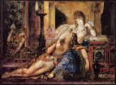 Gustave-Moreau-Samson-and-Dalila