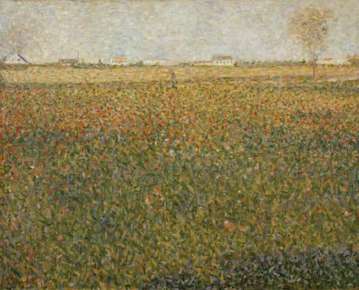 Seurat, Georges; La Luzerne, Saint-Denis; National Galleries of Scotland; http://www.artuk.org/artworks/la-luzerne-saint-denis-210706
