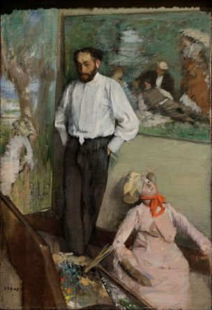 Portrait_of_Henri_Michel-Lévy_by_Edgar_Degas