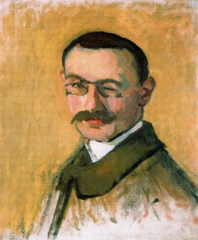 ALBERT-MARQUET-SELF-PORTRAIT