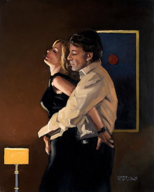 Jack Vettriano -- (1)