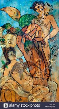 romance-1927-francis-picabia-1879-1953-salicis-1929-france-french-E9YG8B