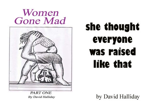 women gone mad part 1
