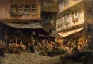 Frankfurt_Am_Main-Anton_Burger-Die_Schirn_am_Alten_Markt-1869