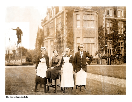 The Edwardians. the help2