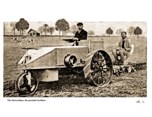 The Edwardians. the portable fertilizer2