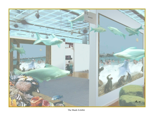 The Shark Exhibit