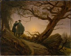 Two_Men_Contemplating_the_Moon_-_Caspar_David_Friedrich