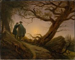 Two_Men_Contemplating_the_Moon_-_Caspar_David_Friedrich