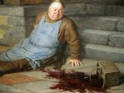 von Grutzner, Eduard,The Catastrophe