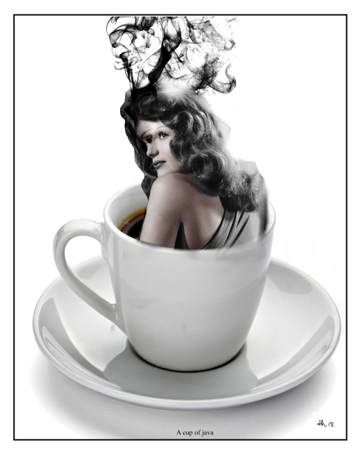 A cup of java