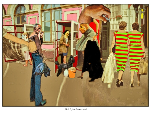 Bob Dylan Boulevaard