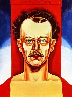 ed3ee262ec2e057cac65188756c53b3c--figurative-art-self-portraits