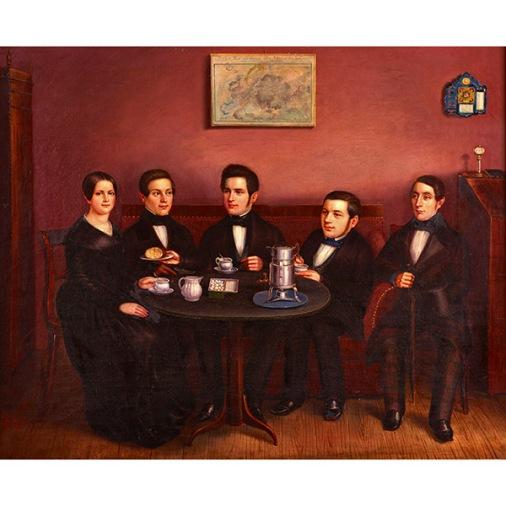 Heinrich-Pommerencke-Die-Teegesellschaft
