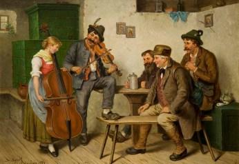 Johann_Sperl_-_Hausmusik