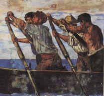Marée,_Hans_von_(1837-1887)_-_La_barca_2