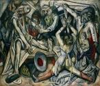 Max_Beckmann,_1918-19,_The_Night_(Die_Nacht),_oil_on_canvas,_133_x_154_cm,_Kunstsammlung_Nordrhein-Westfalen,_Düsseldorf