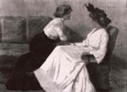 paul-ehrenberg-zwei-damen-im-gesprach