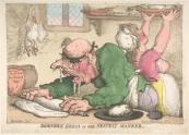 Thomas-Rowlandson-Dinners-Drest-in-the-Neatest-Manner