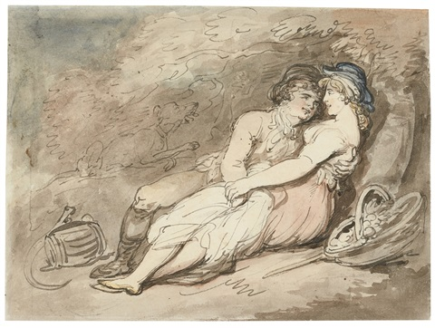 thomas-rowlandson-the-rustic-courtship,-executed-probably-after-1780