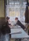 Gotthardt_Kuehl_Im_Café