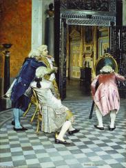 Gunnar-Berndtson-Taiteentuntijoita-Louvressa