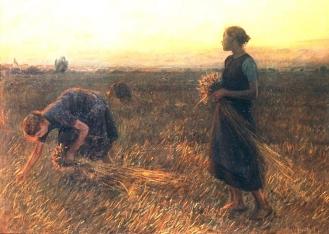 Leopold_von_Kalckreuth_-_Ährenleserinnen_(1888)