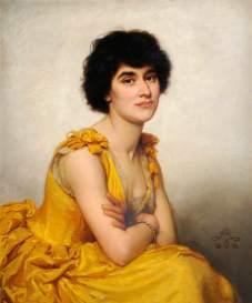 Lehmann, Rudolf; Portrait of a Lady; Museums Sheffield; http://www.artuk.org/artworks/portrait-of-a-lady-71752