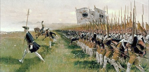 1200px-Hohenfriedeberg_-_Attack_of_Prussian_Infantry_-_1745