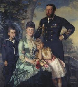 Alfred,_Duke_of_Edinburgh_with_his_family,_Carl_Rudolph_Sohn,_1884