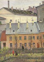 Maria_Slavona_Häuser_am_Montmartre_2