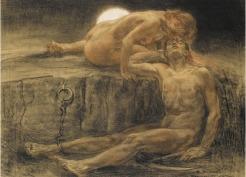 nocturneJAN SLUIJTERS (1885-1957) NOCTURNE1904
