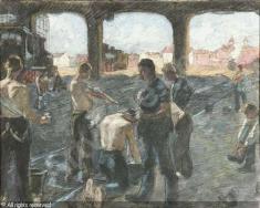 pleuer-hermann-1863-1911-germa-feierabend-in-der-lokomotivhal-2104590