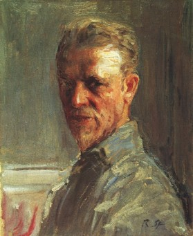 Robert_Sterl_-_Selbstbildnis_1919