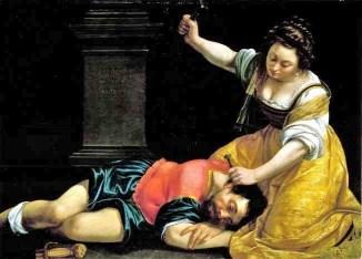 2 Artemisia Gentileschi (Italian artist, 1593–1652) Jael and Sisera 1620 (2)