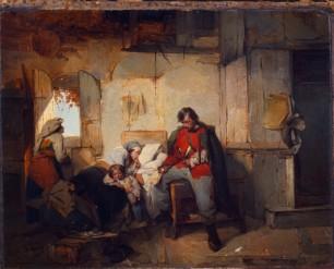 Artgate_Fondazione_Cariplo_-_Induno_Domenico,_Il_ritorno_del_soldato_ferito