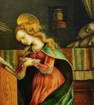 Carlo Crivelli (Italian artist, c 1430-1495) Virgin Annunciate