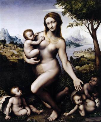 Giampietrino_-_Leda_and_her_Children_-_WGA08952