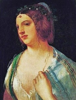 Giorgione (Giorgio Barbarelli from Castelfranco 1477-1510) Portrait of a Courtesan c 1509