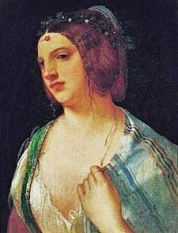 Giorgione (Giorgio Barbarelli from Castelfranco 1477-1510) Portrait of a Courtesan c 1509