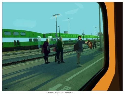 Life Near Guelph The GO Train #42