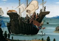 Fungai, Bernardino; The Martyrdom of St Clement; York Museums Trust; http://www.artuk.org/artworks/the-martyrdom-of-st-clement-7755