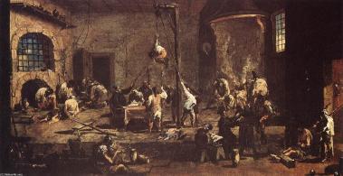 Alessandro-Magnasco-Interrogations-in-Jail