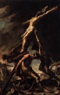 Alessandro-Magnasco-L-erection-de-la-croix
