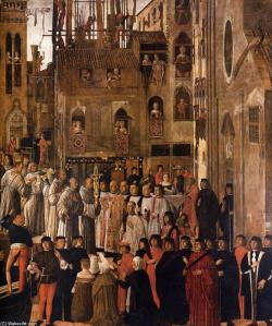 Giovanni-Di-Niccol-Mansueti-Miracle-of-the-Relic-of-the-Holy-Cross-in-Campo-San-Lio-detail-2-