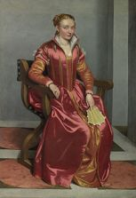 Giovanni_Battista_Moroni_-_Portrait_of_a_Lady,_perhaps_Contessa_Lucia_Albani_Avogadro_('La_Dama_in_Rosso')_-_Google_Art_Project