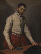 Giovanni_Battista_Moroni_-_The_Tailor_('Il_Tagliapanni')_-_Google_Art_Project